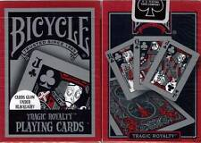 CARTE DA GIOCO BICYCLE TRAGIC ROYALTY, da poker