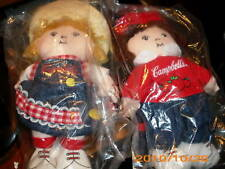Campbells Kids Dolls~NIP~2000