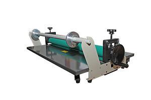 Manual - Cold Roll Laminating Laminator - 750mm - With Media Bar