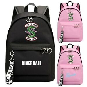 Riverdale South River Backpack School Book Bags Girl Group Mochila Travel Bag