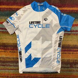 pearl izumi womens cycling jersey m