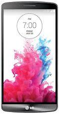 UNLOCKED LG G3 D850 4G LTE - 32GB AT&T T-Mobile GSM World Phone Metallic Black