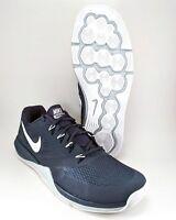 Nike Lunar Prime Iron II Running Blue Mens Size 13 908969-400 FREE PRIORITY