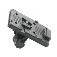 V-lock BP Battery Power Mount Plate for Sony V-shoe Batteries & D-tap Connector