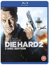 DIE HARD 2 - BONUS EDITION - BLU-RAY - REGION B UK