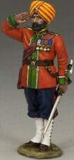 KING & COUNTRY SONS OF EMPIRE SOE011M LUDHIANA SIKHS REGT. NATIVE OFFICER SALUTI