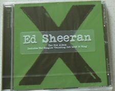 X - SHEERAN ED (CD)  NEUF SCELLE