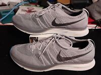 Nike Flyknit Trainer Atmosphere Grey 2018 Men's running shoes size 11.5