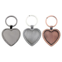 Stainless Steel Heart Handbag Charm Pendant Keychain Bag Keyring Key Chain