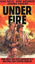 Under Fire (VHS, 1993) Nick Nolte, Gene Hackman, Joanna Cassidy...79