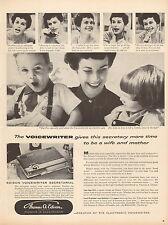 1956 vintage offrice equipment AD Thomas A Edison VOICEWRITER Recorder 012217