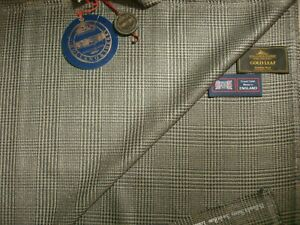 """Holland & Sherry 100% WOOL JACKETING """"Vintage"""" FABRIC MADE IN SCOTLAND - 2.0 m."""