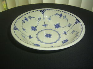 FURNIVALS MASONS JOHNSON BROTHERS BLUE DENMARK CEREAL / SOUP BOWL