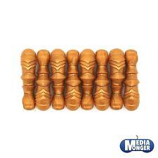 playmobil® Ritter: 4 Paar Arme in Rüstung gold RAR