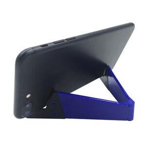 Universal Mobile Phone Tablet Desk Stand Bracket Holder Foldable Pocket Size F6