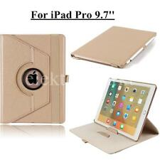 """NEW 360°Swivel Rotating Smart Leather folio Case stand cover For iPad Pro 9.7"""""""