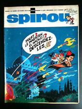SPIROU N°1598 - Foufi le magicien