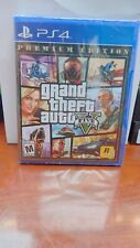 New listing Grand Theft Auto V Gta 5 Premium Edition - Ps4 - Same Day Shipping Read Below