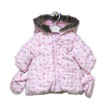 Baby-Jacken, - Mäntel & -Schneeanzüge für Mädchen mit Blumenmuster in Größe 80