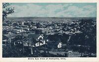 HENRYETTA OK - Henryetta Birdseye View - 1928