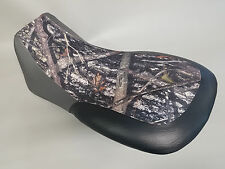 Polaris SPORTSMAN 90 Seat Cover  in 3-TONE CAMO/GRAY/BLACK  or 25 COLORS