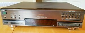Sony ST-D707 FM / AM Stereo Radio Tuner Tested from LBT-D507 Midi System