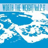 WORTH THE WEIGHT VOL 2 - FROM THE EDGE various (sealed, CD, compilation) dubstep