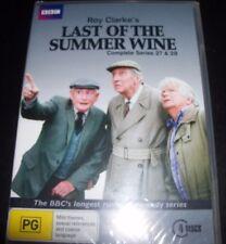 Last of The Summer Wine Complete Series 27 & 28 (Australia Region 4) BBC DVD NEW
