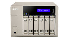 QNAP Tvs-663-8g 6bay 2 4ghz QC