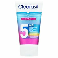 Clearasil Ultra 5-in-1 Face Wash (150ml) FREE UK DELIVERY