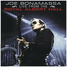JOE BONAMASSA - LIVE FROM THE ROYAL ALBERT HALL 2 CD NEU