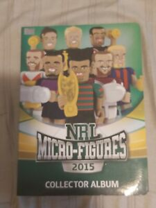 Nrl 2015 33 Micro Figures and accessories