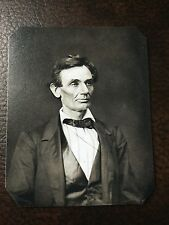 President Abraham Lincoln Civil War tintype C86RP