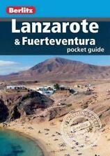 Berlitz: Lanzarote & Fuerteventura Pocket Guide (Berlitz Pocket Guides), , New B