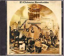 EL CHICANO - Revolucion 1971 Japan CD Rare OOP Revolución 1995 BOM502
