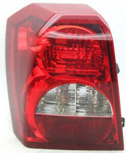 OEM Dodge Caliber Left Driver Side Tail Lamp 05303753AF
