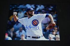 JAKE ARRIETA SIGNED 8x10 PICTURE PHOTO - CHICAGO CUBS AUTO - JSA CERT INCLUDED