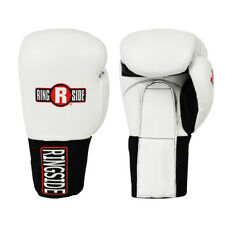 Ringside IMF Tech Sparring Boxing Gloves - 16 oz - White