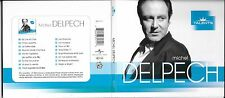 CD DIGIPACK MICHEL DELPECH 16T BEST OF COLLECTION TALENTS DE 2006 TBE
