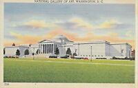 Postcard DC Washington National Gallery of Art 1942