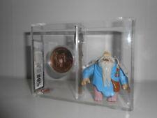 Logray Ewok with Coin Star Wars Vintage Ewoks 1985 Graded UKG 80 Kenner