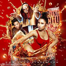 DJ Ty Boogie Blend City 39 Remixes Nov 2015 Rap Hip Hop R&B (Mix CD) Mixtape