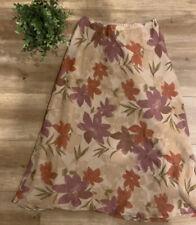Adrianna Papell Silk skirt 8