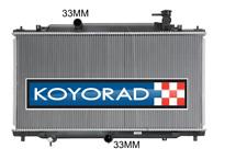 Radiator Mazda 6 GJ 2012- 2.5Ltr Petrol Auto Manual Koyo