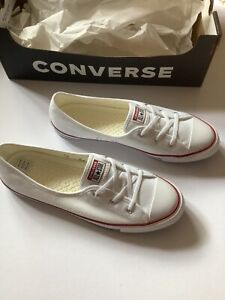 New - Converse Ballet Lace All Star Women's  size uk 7