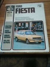 Do it yourself ford fiesta manual 950-1100 1977 * free UK mainland postage