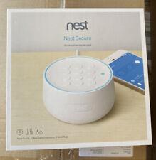 Brand New Nest Secure Alarm System Starter Pack - H1500Es