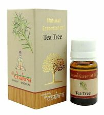 Chakra Natural 100% Pure Tea Tree Essential Oil 10 Ml Free Shipping