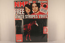 "White Stripes – Rag and Bone & Icky Thump (2007 UK 7"" Vinyls w/ NME - Complete)"