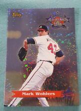 1997 Topps 1st Team All-Stars #22 Mark Wohlers Atlanta Braves
